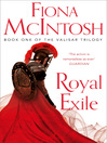Royal Exile (eBook): Valisar Trilogy, Book 1